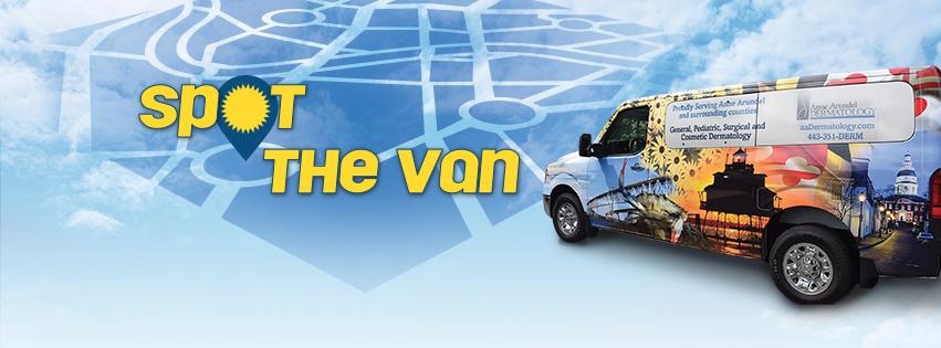 Spot the Van