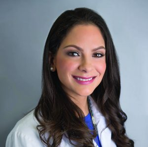 Monica Valentin, M.D.