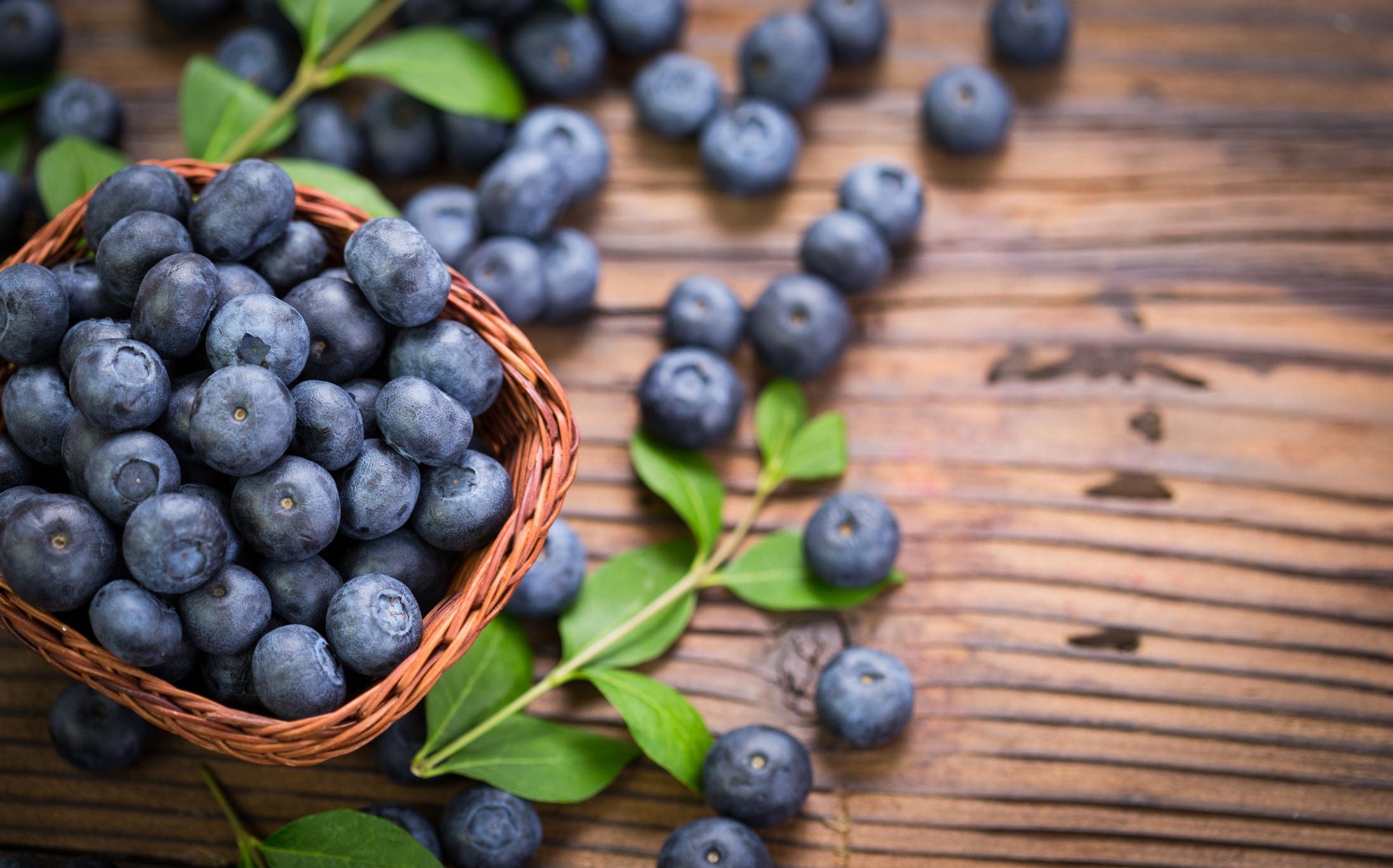 Blueberry Skin Care Hacks