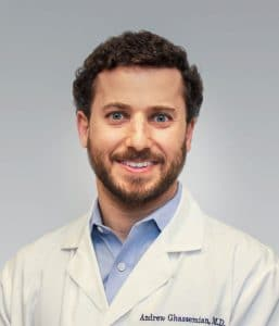 Andrew Ghassemian, MD