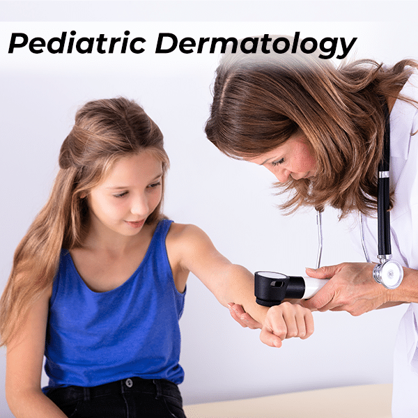 What is a Pediatric Dermatologist?